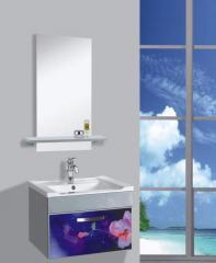 浴室柜 -B-8001 600*450*420