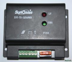 型号: 12、24VDC 10A 简介: 太阳能路灯控制器12、24VDC 10A 用途: