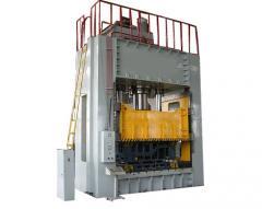 YTPY27-630单动液压机