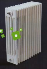 Electric heaters radiator