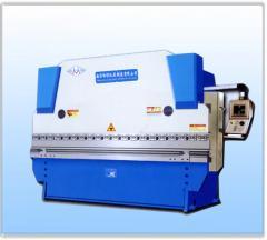 WC67K数控液压折弯机