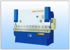 WC67Y-63T/2500液压板料折弯机