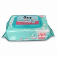牛奶润肤湿巾