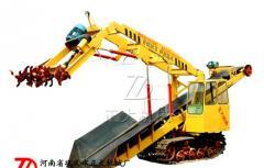 电动挖土机