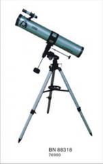 المناظير ذات العينتين الفلكية
