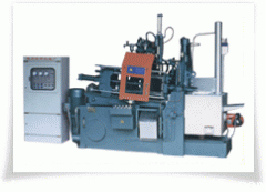 Machines for moulding nonferrous metals under