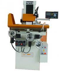 Grinding machines for metal
