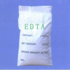 EDTA 酸(乙二胺四乙酸) 60-00-4