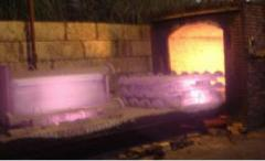 Electric furnace:annealing