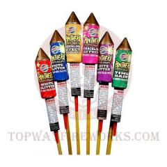 Pyrotechnic products