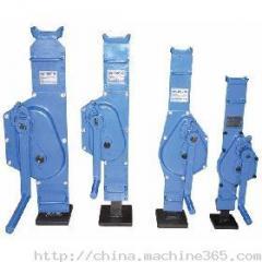 Hand jacks, hydraulic