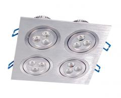 LED Ceiling Light 12*1w  TH12*1-177