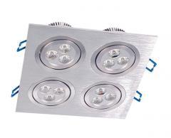 LED Ceiling Light 12*1w  TH12*1-177