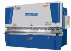 WC67K系列简易型数控液压板料折弯机