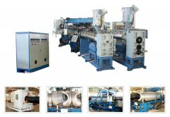 The equipment for processing plastic
