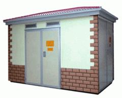YBM预装式箱式变电站(欧式箱变)