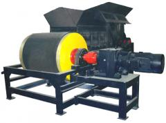 Dry Permenant Magnetic Drum Separator for Lump Ore