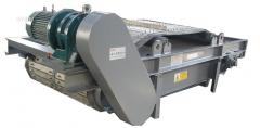 Corss Belt Magnetic Separator