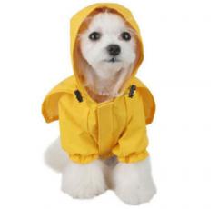 Fashional dog raincoat