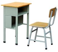 YCK-14单人课桌椅