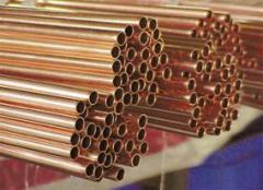 T1T2T3紫铜管,供应Tu1紫铜管Tu2紫铜管T3大口径铜管