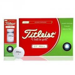 TITLEIST DT ROLL高尔夫品牌球