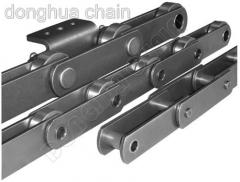 Transporter and elevator chains
