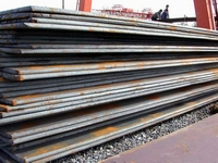 Rolled carbon steel plate
