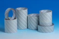高温棉纸双面胶带 高温无基材双面胶带