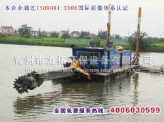 运河挖泥船