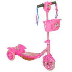 三轮滑板车