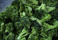 速冻绿花菜