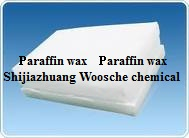 Paraffin wax with high quality used in manufacting candles