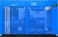 凌格风螺杆空气压缩机-V75