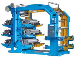 Machines for digital printing