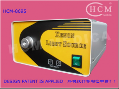 Surgical cold light lamps