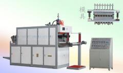 Machines for molding