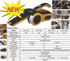 Vacuum cleaner :SX109A/B/SXC109A/B