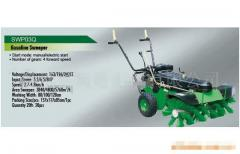 Plastic handles for agricultural implements