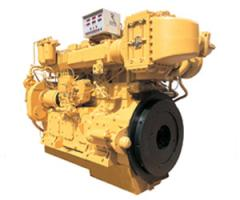 四缸直列型柴油机