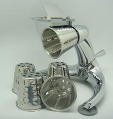 Chunk-cutting appliances