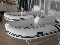 玻璃钢底充气艇 RIB360D3