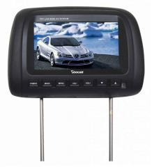 "7"" Universal Headrest Monitor With"