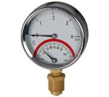 Thermo -Manometer