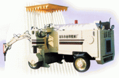 Machinery and equipment for road repair