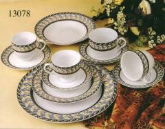 13078 餐具 陶瓷