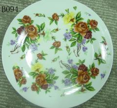 "DECAL NO.:B094  餐具 陶瓷 12PCS 茶具 18PCS餐具 41PCS餐具 dinner set 7.5""flat plate 8""soup plate 9"" flat plate 10.5""flat plate 5""footed bowl 4.5""footed bowl 650ml 600ml tea pot sugar pot 310ml mug 3pcs candy set 10""oval plate 12""oval plate"