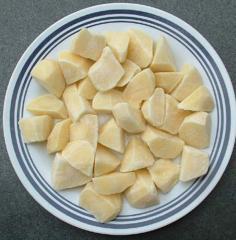 速冻马铃薯
