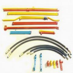 Hdraulic breaker pipe lines/piping kits for