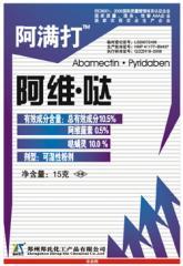 10.5%阿维·哒可湿性粉剂